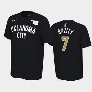 Thunder #7 Darius Bazley Earned T-Shirt